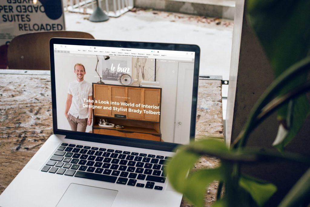 dreamweaver website